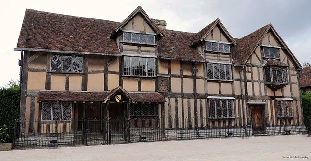 William Shakespeare's Birthplace. Stratford-upon-Avon. Aug 2020 [in explore] (Flickr Explore)