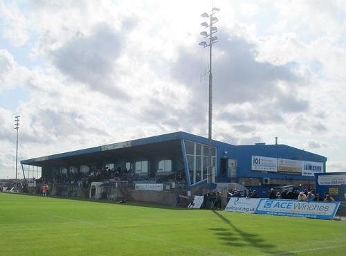 Main Stand, Balmoor Stadium