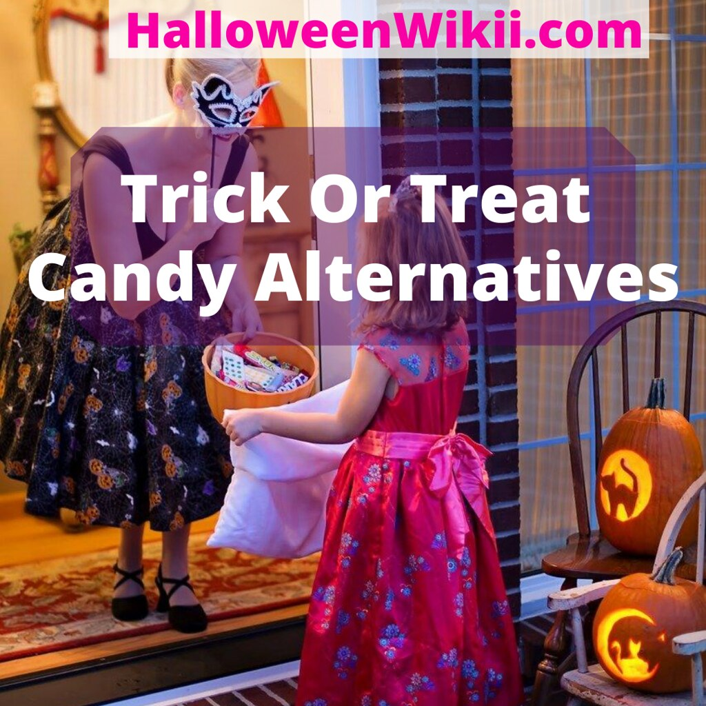 Trick Or Treat Candy Alternatives
