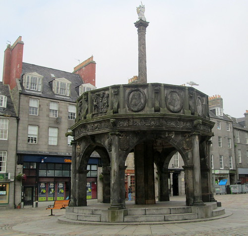 Old Market Cross, Aberdeen