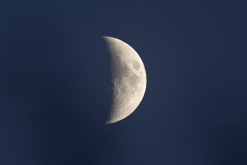 Moon - 24th August 2020