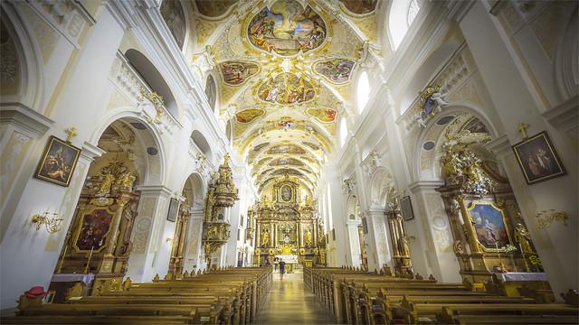 _DSC8312 Basilica Frauenkirchen - Burgenland / Austria