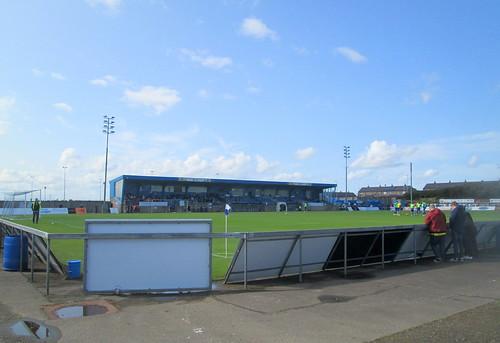 Balmoor Stadium, Main Stand