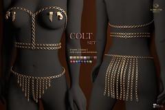 Romazin - Set <Colt> - Whore Couture Fair - Porn Edition