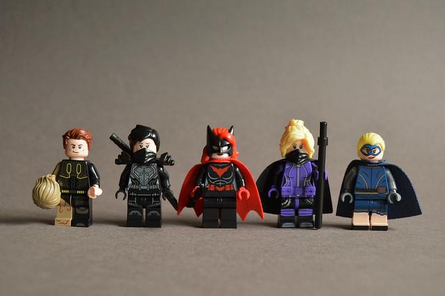 The Bat Family: Rebirth