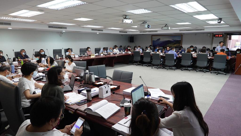 內政部國土計畫審議委員會昨(25日)通過台南市、嘉義縣及雲林縣國土計劃。孫文臨攝