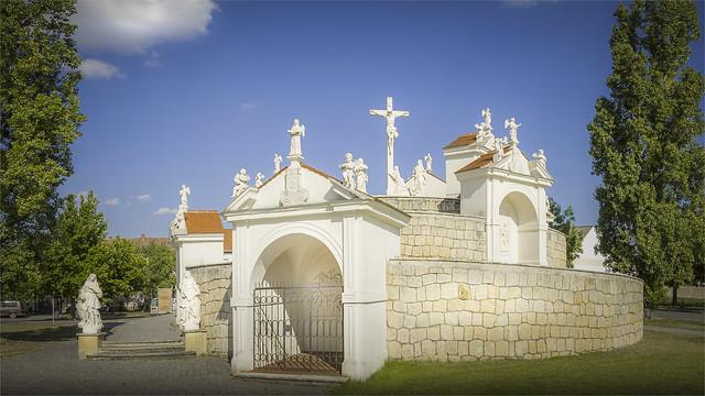_DSC8318 Calvary Hill Frauenkirchen - Burgenland / Austria