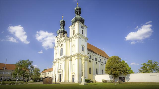 _DSC8315 Basilica Frauenkirchen - Burgenland / Austria