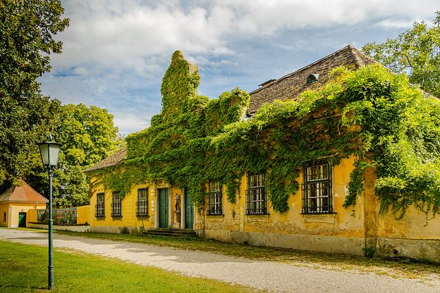 Marchegg Castle farm building