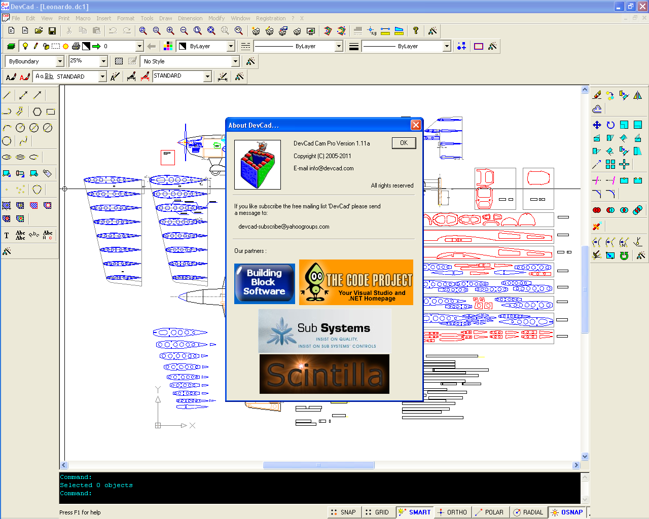 Working with devcad cam pro 1.11a full license