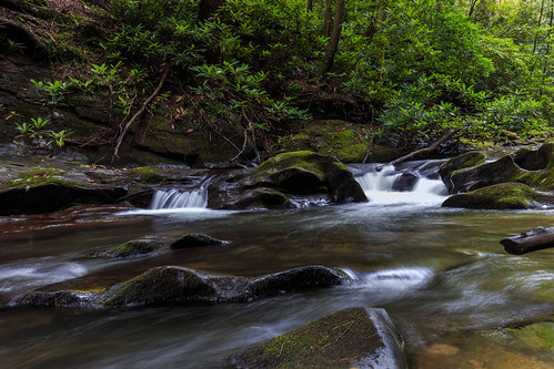 canon 6d 1635 l landscape dukes creek stream river long exposure helen georgia