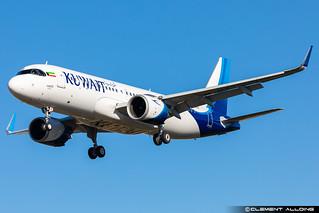Kuwait Airways Airbus A320-251N cn 10082 F-WWBJ // 9K-AKO