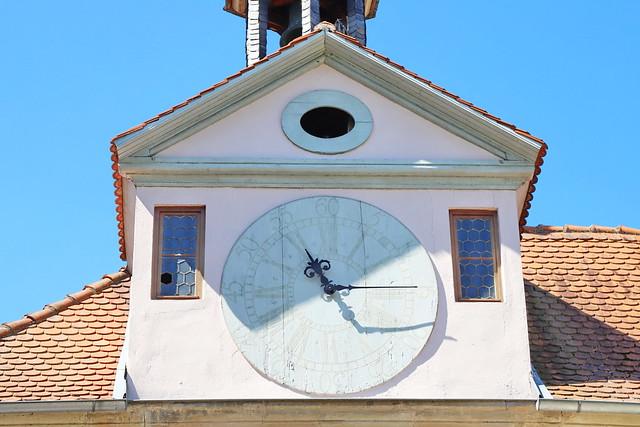 Uhr in Bad Sooden Allendorf 24.6.2020 1110