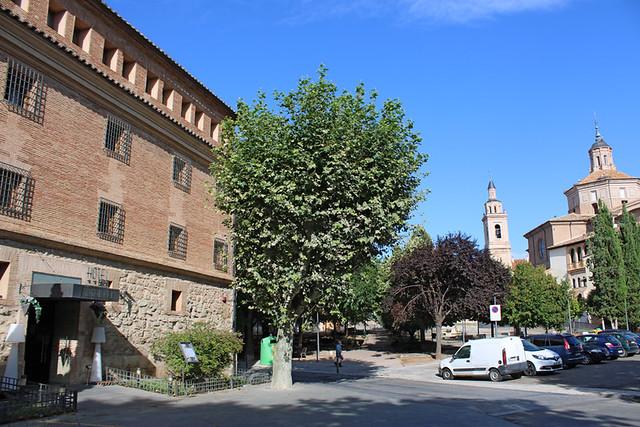 Hotel Monasterio Benedictino, Calatayud, Spain