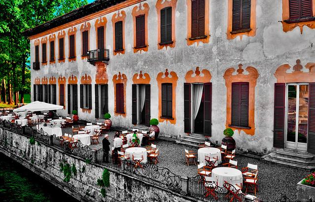 Robecco sul Naviglio - Villa Gaia Gandini