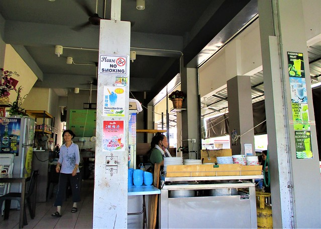 Lifestyle Cafe kampua mee stall
