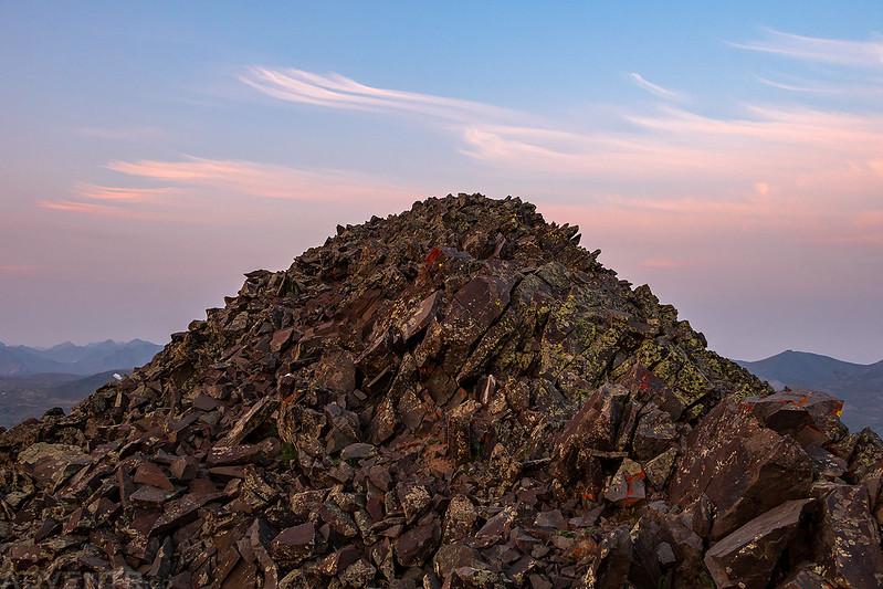 Stony Pass Peak Summit