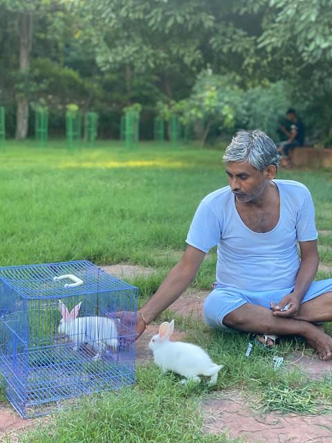 Mission Delhi - Cheeku & Peeku, Deer Park