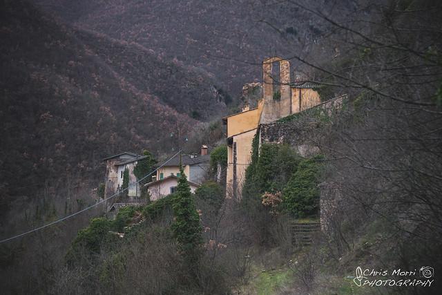 |URBEX| Ex Borgo di B.