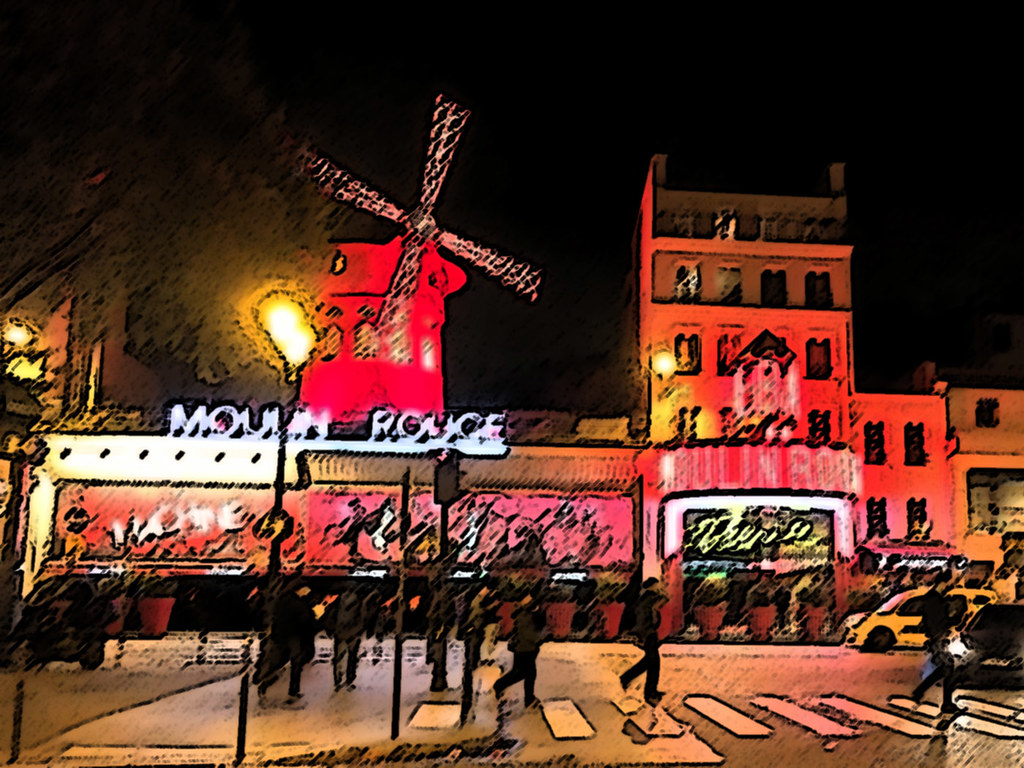 030-1 Moulin Rouge