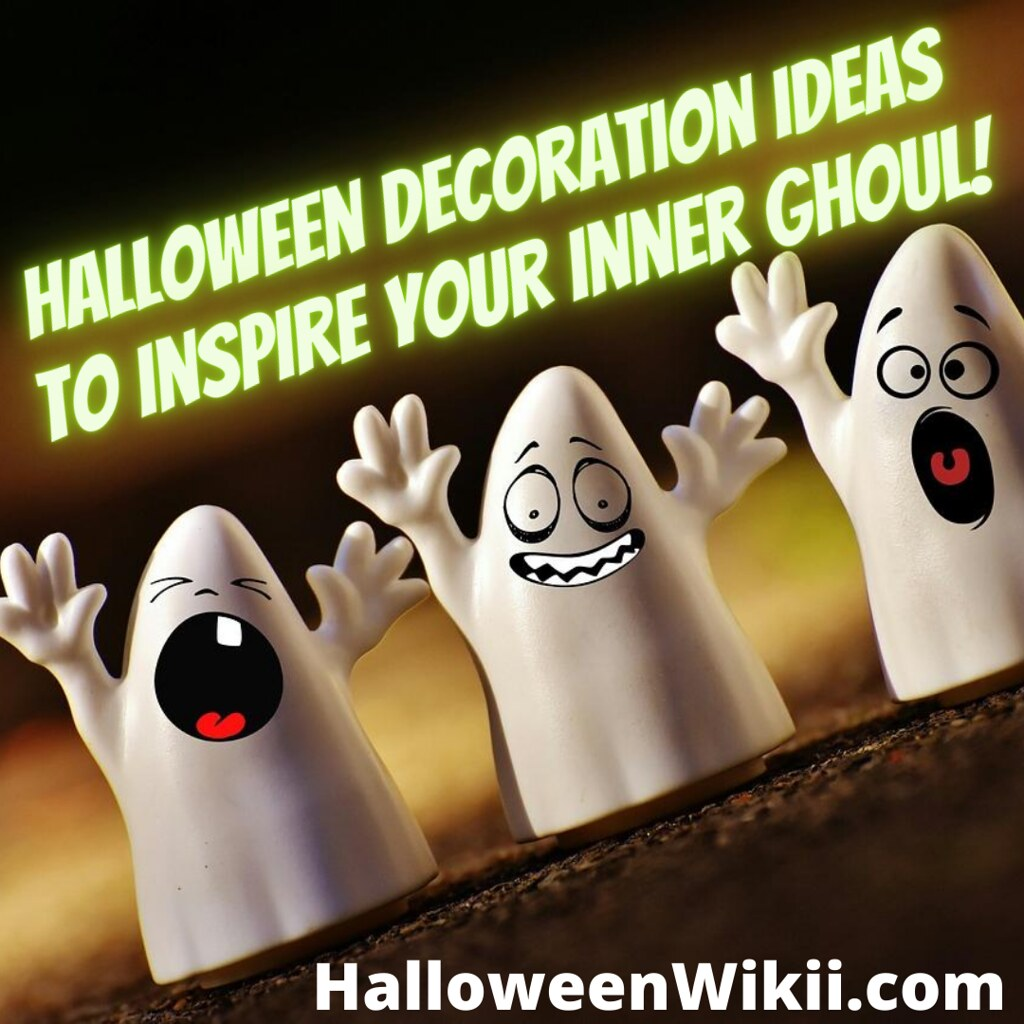 Unique Halloween Decorating Ideas to Inspire Your Inner Creative Ghoul