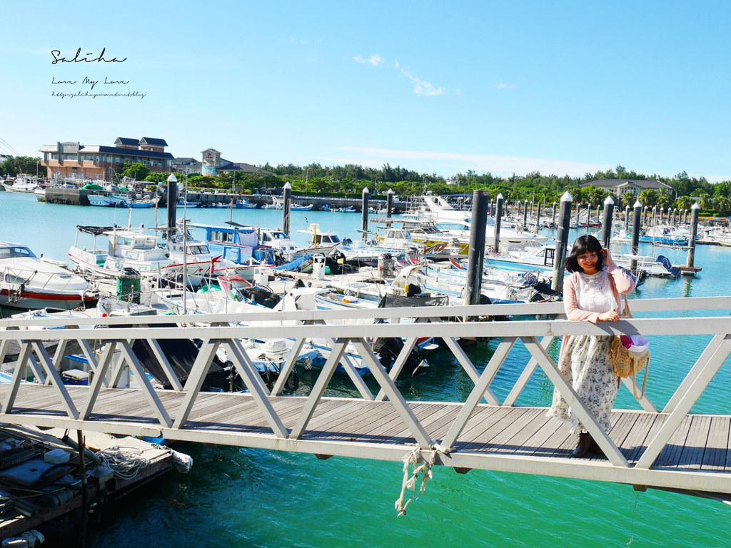 淡水一日遊景點推薦好拍浪漫情侶約會漁人碼頭福容飯店情人塔 (5)