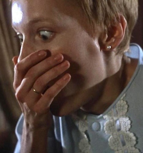 Rosemary's Baby Scene - https://en.m.wikipedia.org/wiki/Rosemary%27s_Baby_(film)