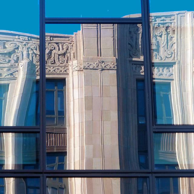 framing a reflection