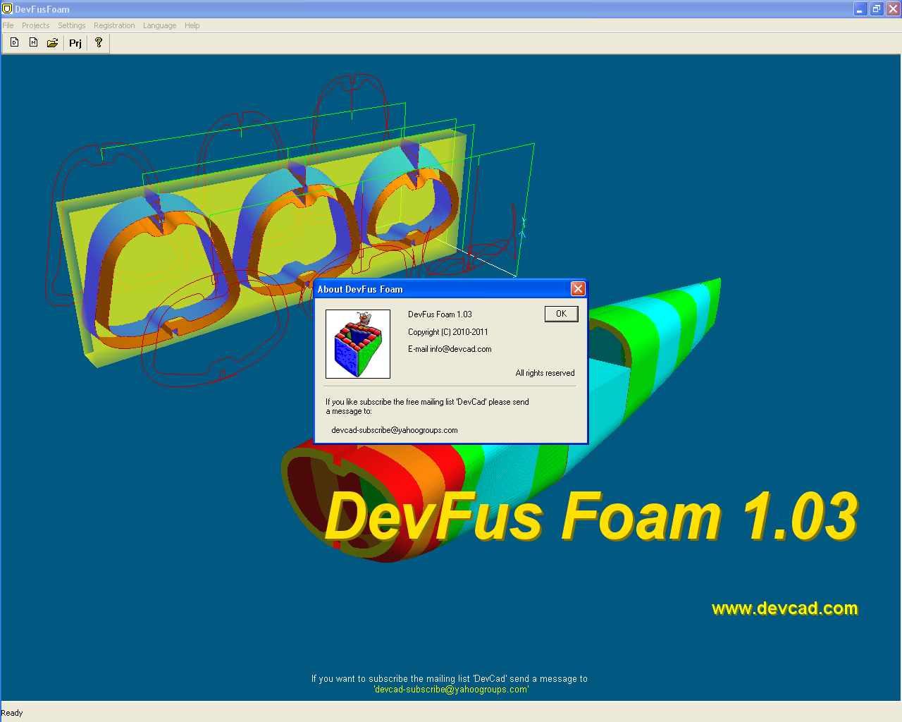 Working with devfus foam 1.03 full