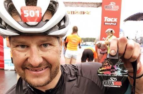 REPORTÁŽ: Ocean Lava Triathlon Polska. Můj první ironman!