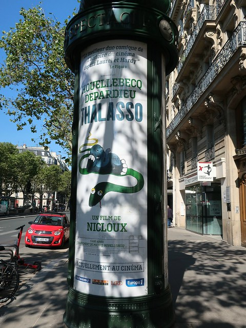 Paris in August - A l'Affiche