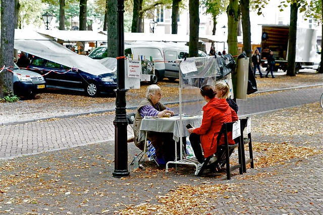 Fortune telling The Hague