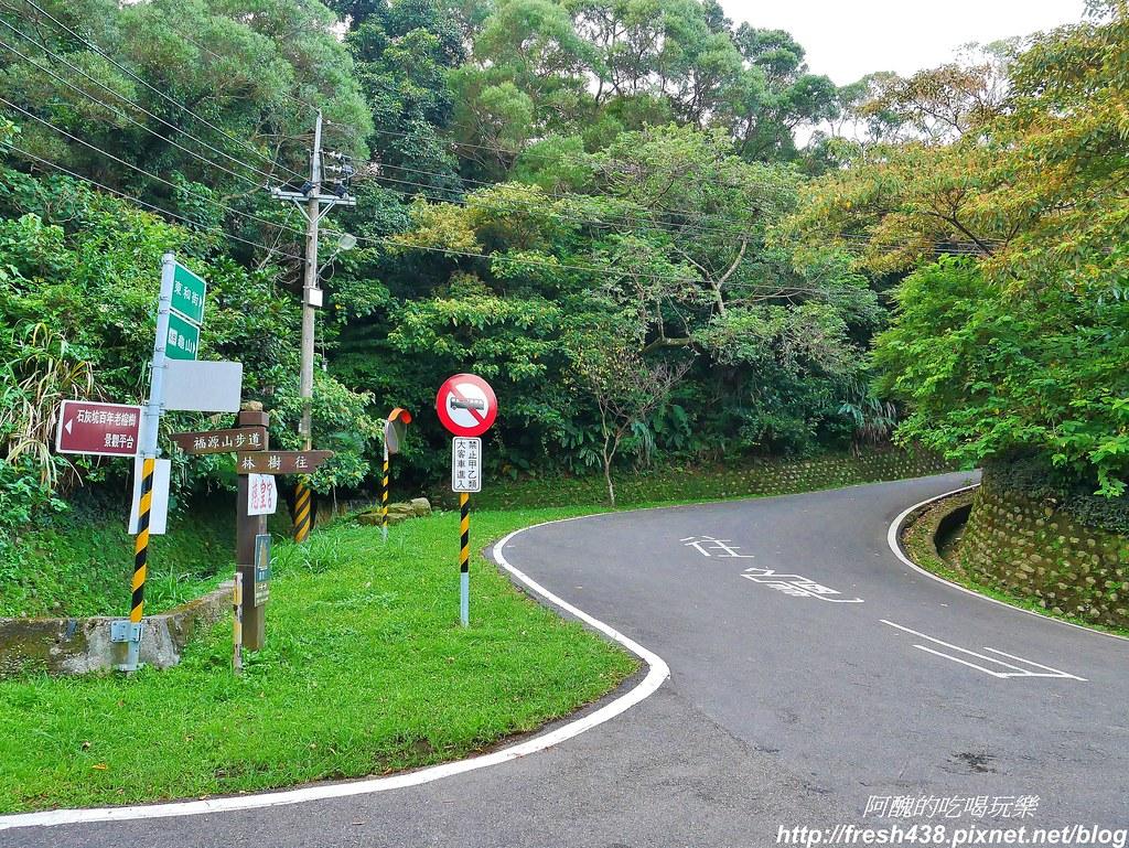 21(大榕樹往回走到下一個路口再向上走往龜山方向)