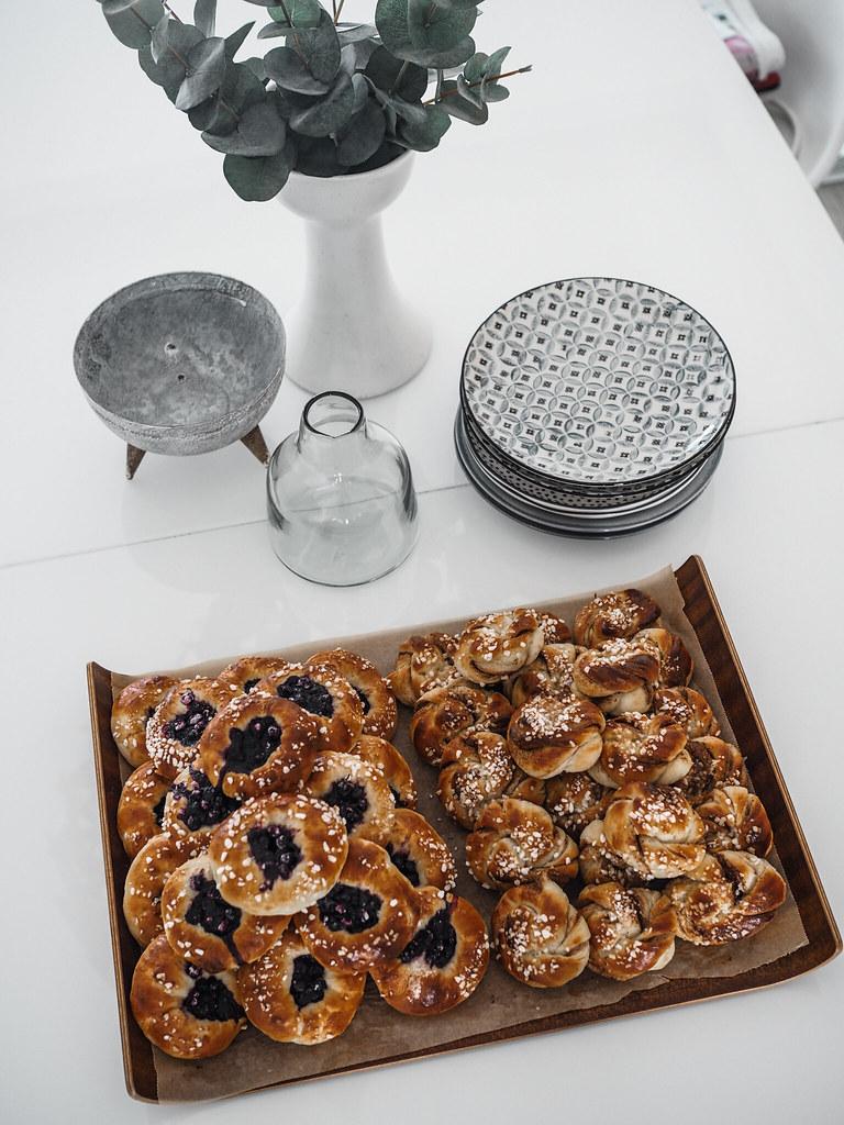 Home made bakings