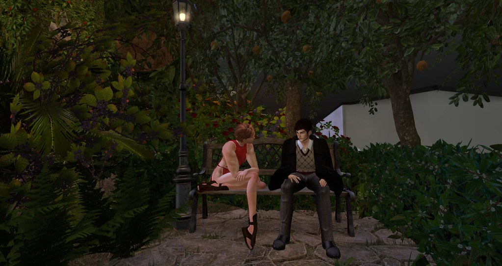 Villa Rudolfo, Sweet Grass, SecondLife