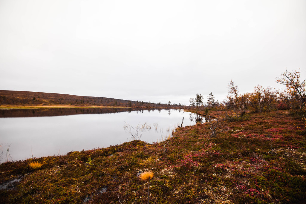 Varkaanvaaran järvi Kittilä