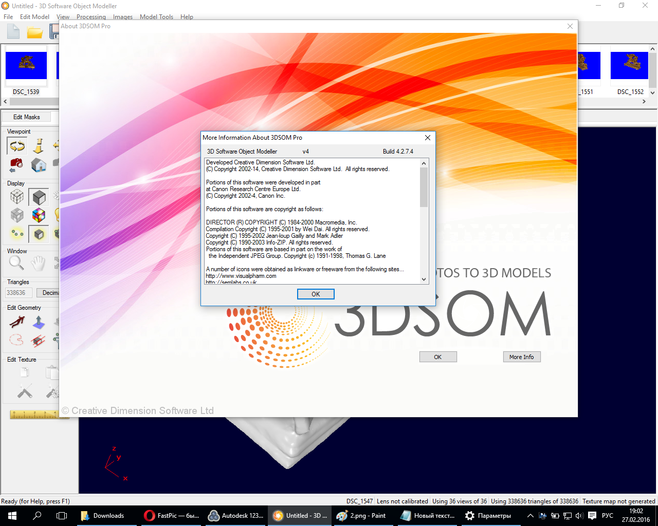 3DSOM Pro v4.2.7.4 x64 full license