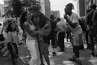Notting Hill Carnival, 1991. Peter Marshall 91-8an-11-16_2400