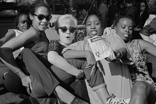 Notting Hill Carnival, 1992. Peter Marshall 92-8ag-46_2400