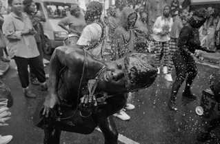 Notting Hill Carnival, 1996. Peter Marshall 96-89-34_2400