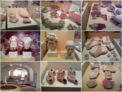ROMA ARCHEOLOGICA & RESTAURO ARCHITETTURA 2020. Archaeologist Prof. Carlo Pavia, Tracking Down Treasures in Rome's Watery Underbelly. The Herald Tribune (18/10/2001), & Exhibit: Memories from the Underground. Archaeological Finds (1980-2006) (2007).
