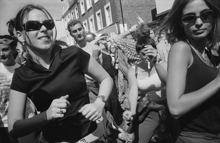 Notting Hill Carnival, 1999. Peter Marshall 99-817-35_2400