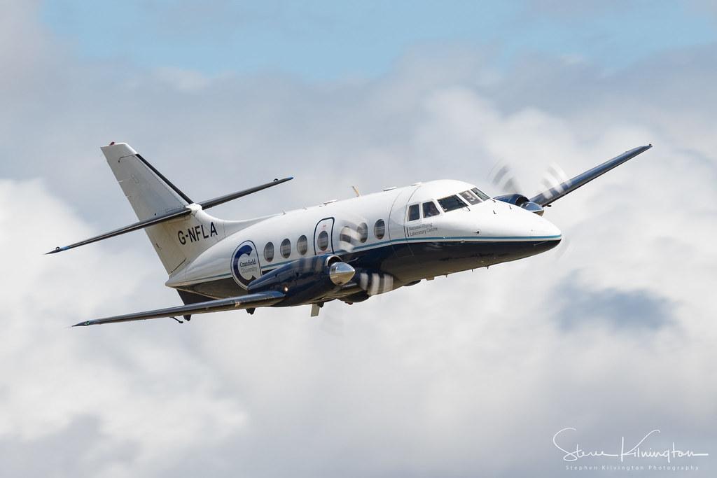 G-NFLA - BAe Jetstream 3102
