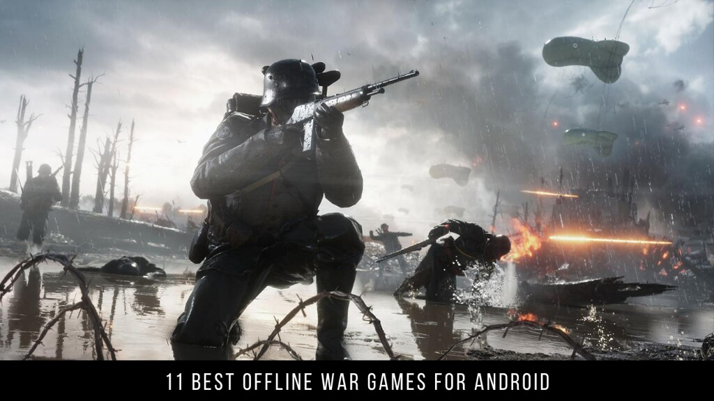 11 Best Offline War Games For Android