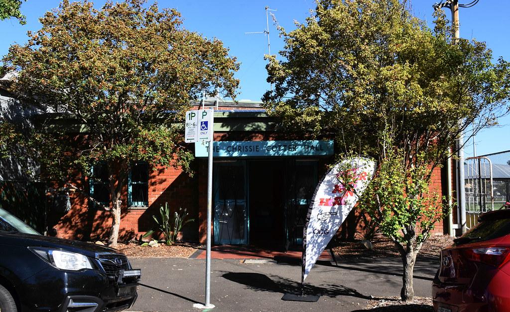 The Chrissie Cotter Hall, Camperdown, Sydney, NSW.