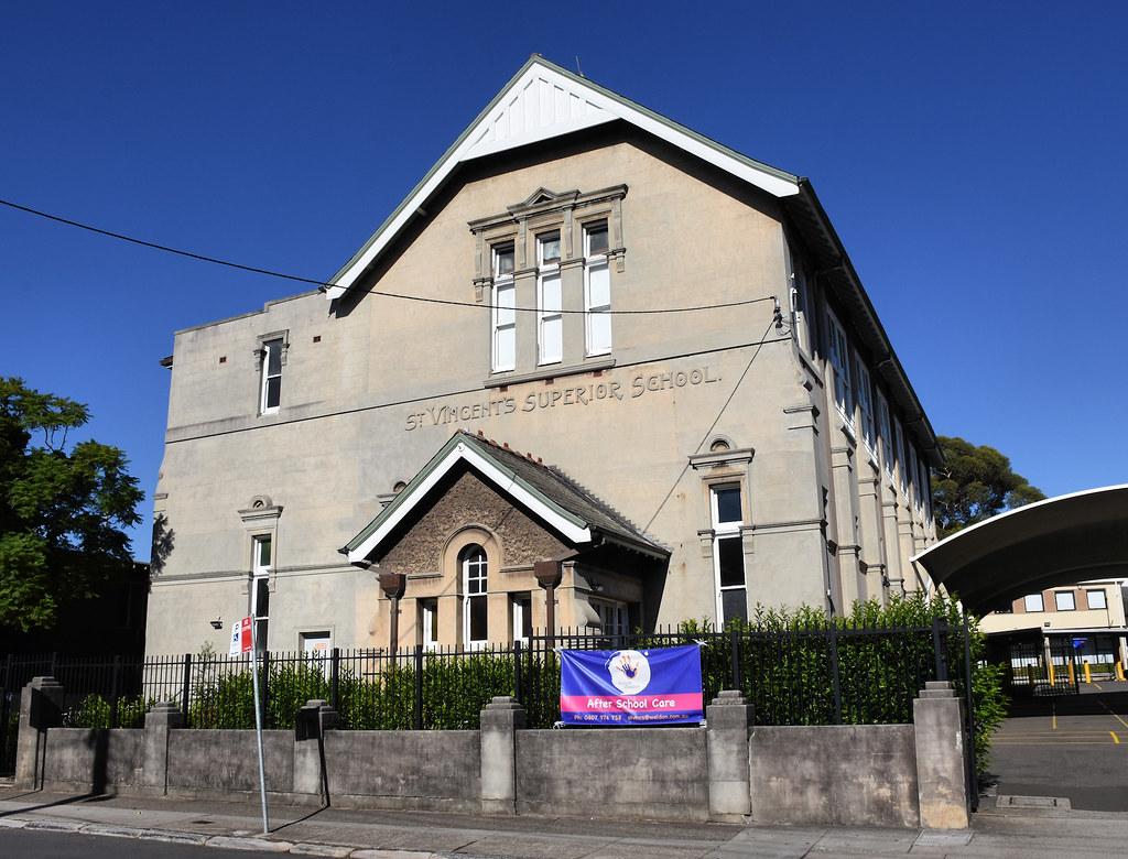 St Vincent's Catholic Primary School, Ashfield, Sydney, NSW.