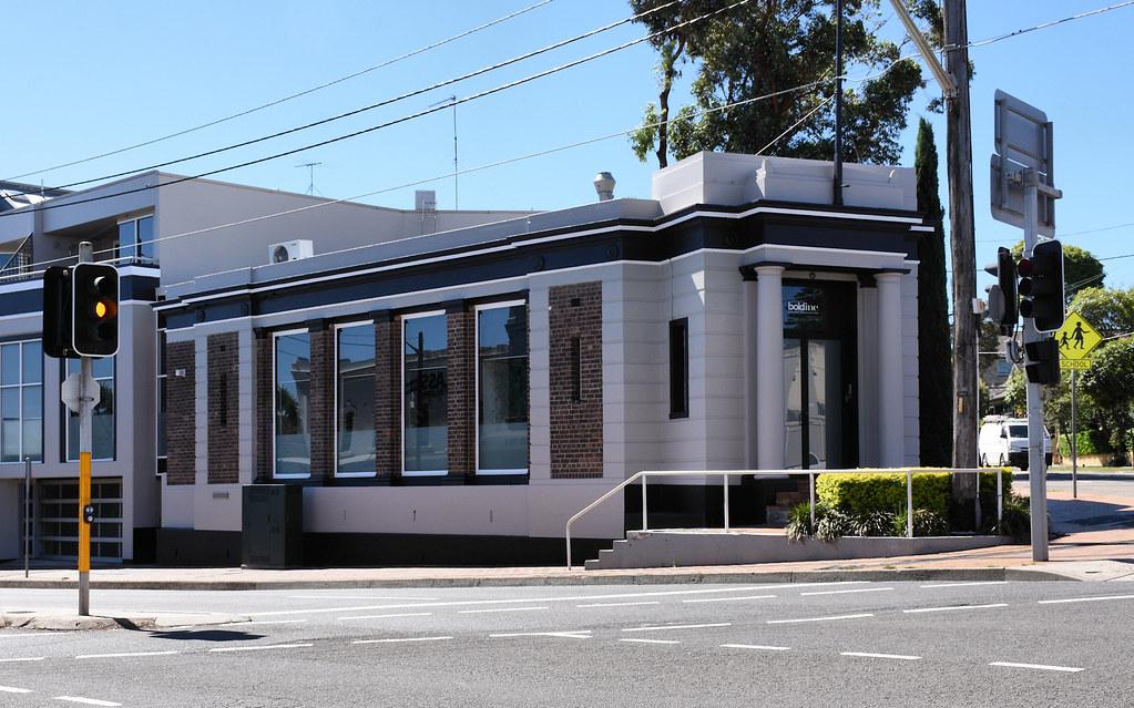 Former NAB Bank, Waverley, Sydney, NSW.