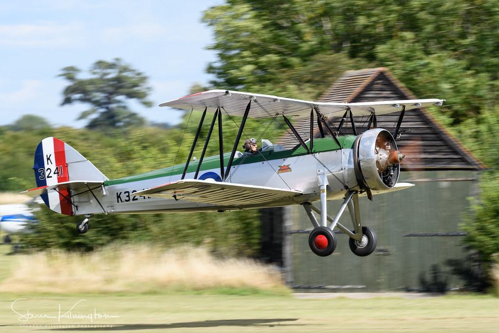 G-AHSA 'K3241' - Avro Tutor
