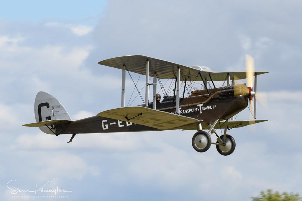 G-EBIR - De Havilland DH.51