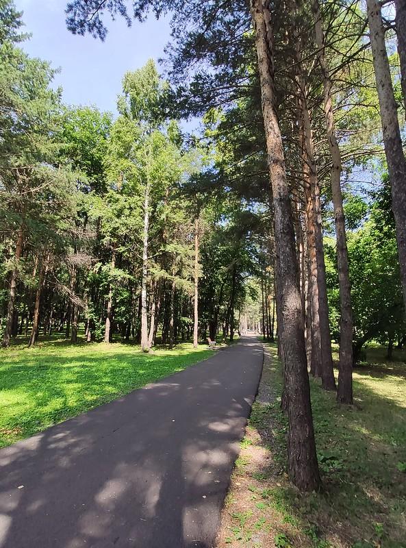 Прокопьевск - Молодежный парк